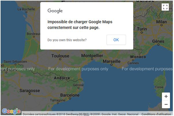 Google Maps devient exclusivement payant